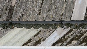 Even lined gutters require routine maintenance