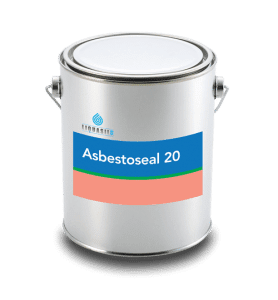 Asbestos roof coating, Asbestoseal