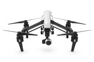 Our DJI Inspire Drone for roof surveys